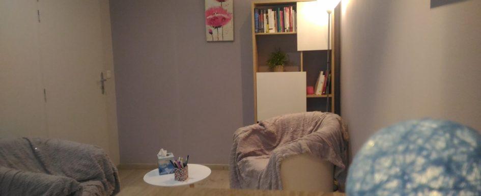 Photo de l'Espace de parole du cabinet paramédical Lyon 3ème, Dauphiné-Lacassagne / Maisons Neuves